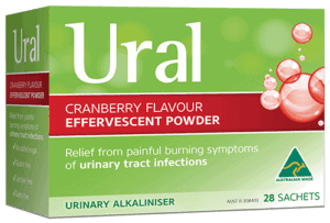 ural cranberry powder