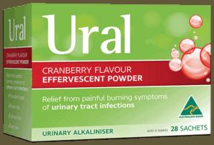 ural cranberry powder