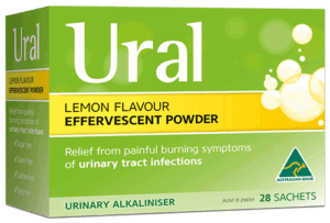 ural lemon powder