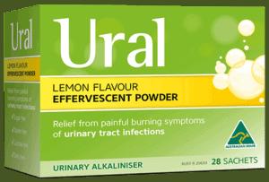 ural lemon powder