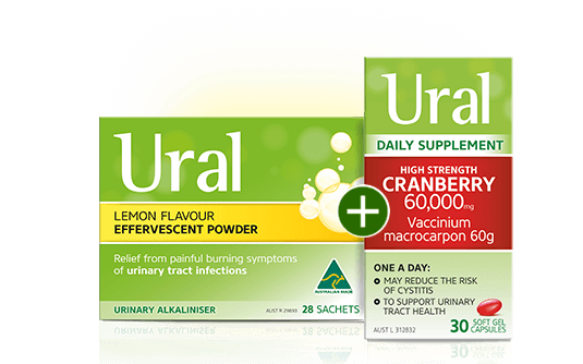 ural product packshot