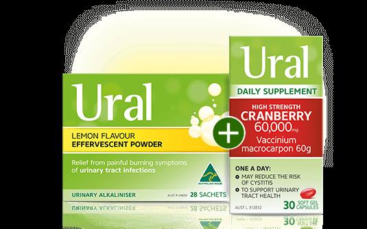ural product packshot